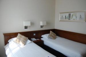 The Bedrooms at Ramada Perth