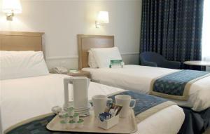 The Bedrooms at Holiday Inn Edinburgh
