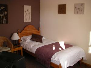 The Bedrooms at Homelye Farm