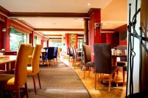 The Restaurant at Holiday Inn Edinburgh North