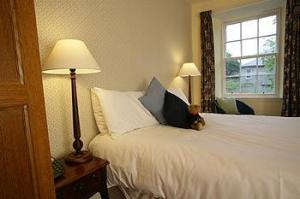 The Bedrooms at Castle Campbell Hotel