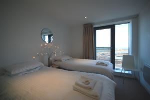 The Bedrooms at Ocean Apartments