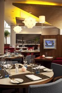 The Restaurant at Novotel London City South