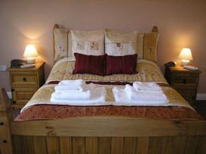 The Bedrooms at The Snooty Fox Country Hotel and Restaurant