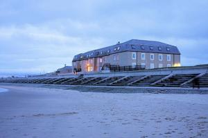 The Bedrooms at The Beaches Hotel
