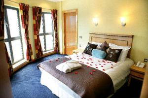 The Bedrooms at Tower Hotel