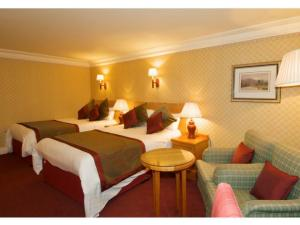 The Bedrooms at Menzies Irvine