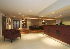 The Bedrooms at Menzies Dyce Aberdeen