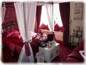 The Bedrooms at Rosebud Cottage Guest House
