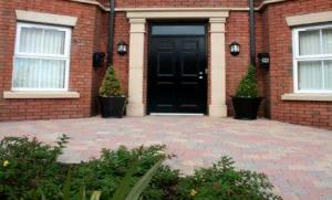 The Bedrooms at Glebe House Serviced Apartments