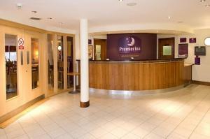 The Bedrooms at Premier Inn Nottingham City Centre (London Road)