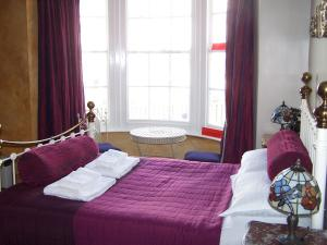 The Bedrooms at Gerrards Hotel
