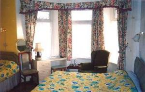 The Bedrooms at Southmead Guesthouse