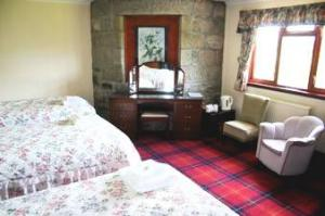 The Bedrooms at Laggan Hotel