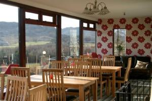 The Restaurant at Laggan Hotel