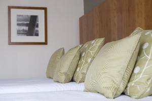 The Bedrooms at Apex International Hotel