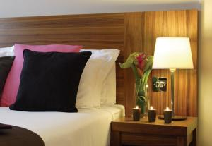The Bedrooms at Apex European Hotel