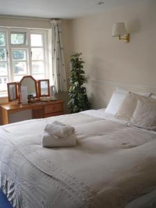 The Bedrooms at The Yew Tree Inn