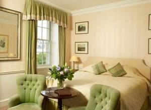 The Bedrooms at The Royal Crescent