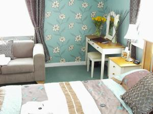 The Bedrooms at Highbury Barn Restaurant and Rooms