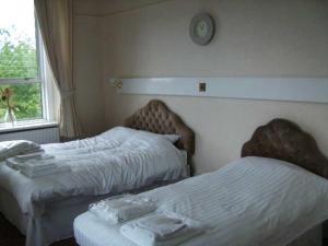 The Bedrooms at The Croxdale Inn
