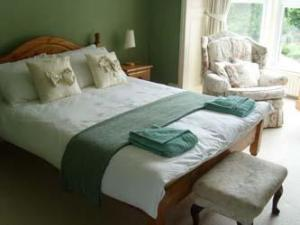 The Bedrooms at Alabare Guesthouse
