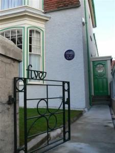 Dylan Thomas House