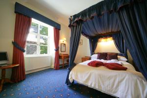 The Bedrooms at Craig Manor Hotel