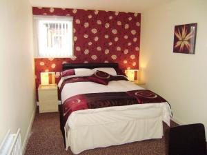 The Bedrooms at Brookhill Serviced Apartments