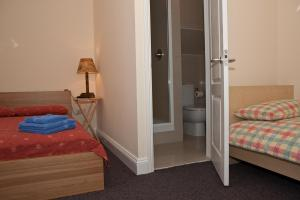 The Bedrooms at Chelsea Guest House