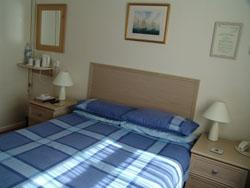 The Bedrooms at Banister Guest House
