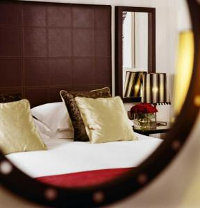The Bedrooms at Malmaison Belfast