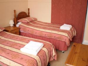 The Bedrooms at Bay Lodge - BandB