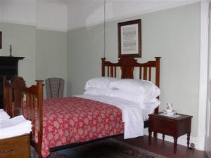 The Bedrooms at Dylan Thomas House