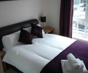 The Bedrooms at Discovery Court Apartment