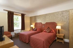 The Bedrooms at The Belsfield Hotel