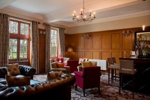 The Restaurant at Nunsmere Hall Hotel