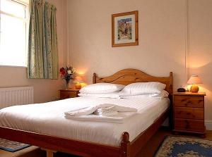 The Bedrooms at The Jolly Miller