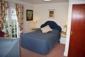 The Bedrooms at Upper Mount House