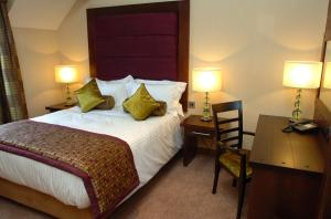 The Bedrooms at The Bear