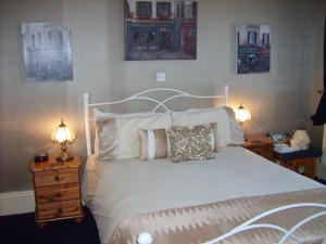 The Bedrooms at Oakover Guest House