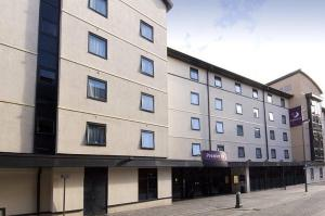The Bedrooms at Premier Inn Liverpool City Centre