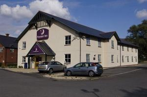 The Bedrooms at Premier Inn Aberdare