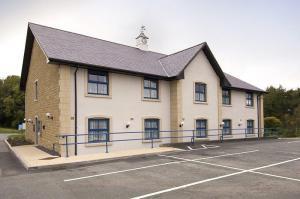 The Bedrooms at Premier Inn Bangor