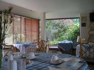 The Restaurant at Bath Lodge Hotel