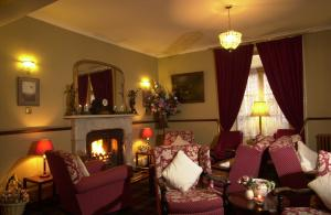 The Bedrooms at Atholl Arms