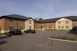 The Bedrooms at Premier Inn Bracknell Central