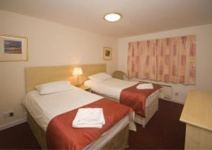 The Bedrooms at Cruachan Hotel