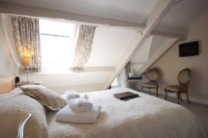 The Bedrooms at The Grange Country Guest House