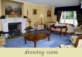 The Bedrooms at Pentre Mawr House
